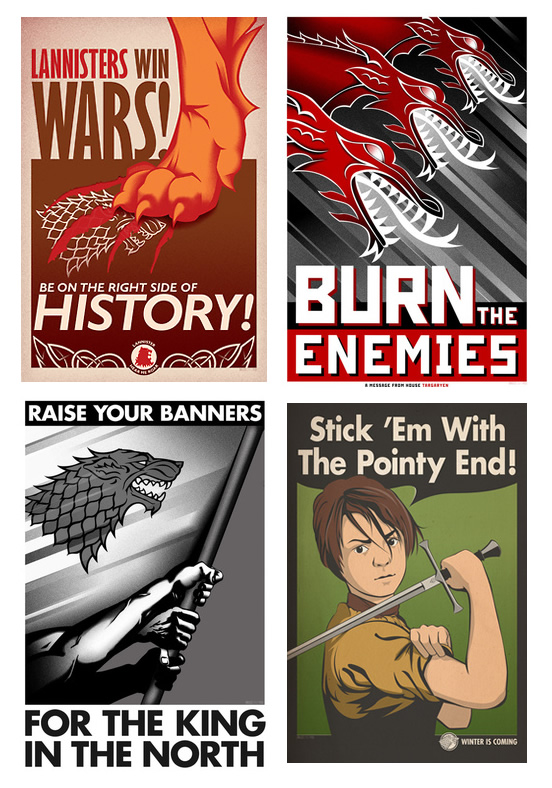thrones-posters