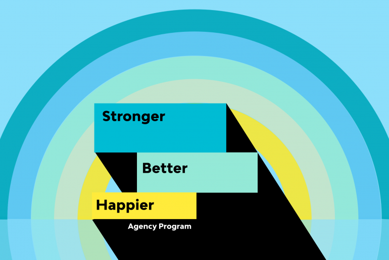 Online course for agency leaders